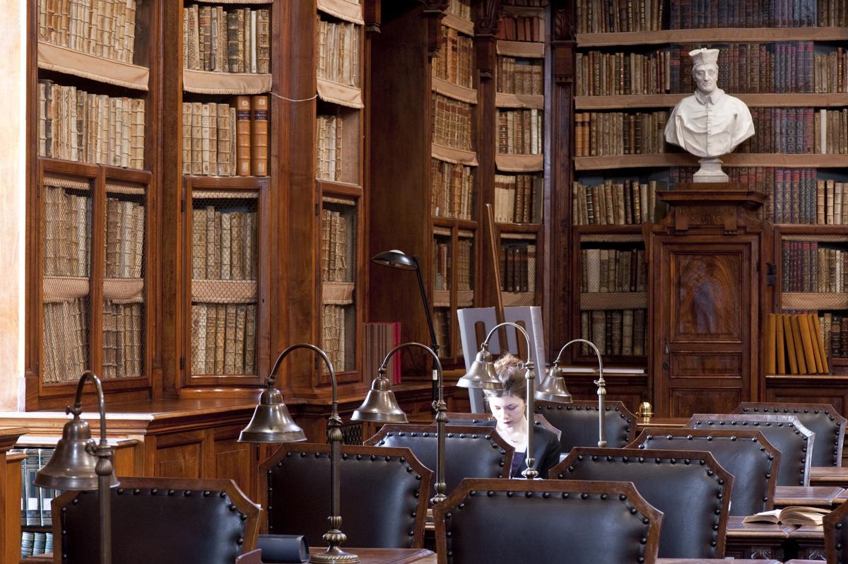 Biblioteca Angelica, Italian Library