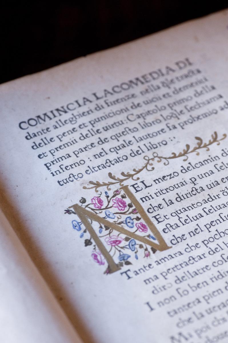 Dante Alighieri Divine Comedy
