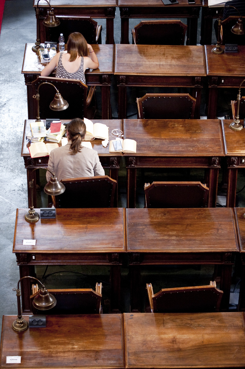 Biblioteca Angelica, Rome Library