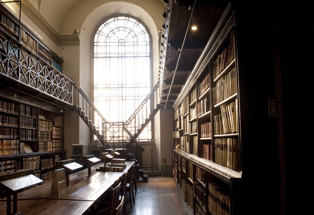 Biblioteca Casanatense, Italian Library
