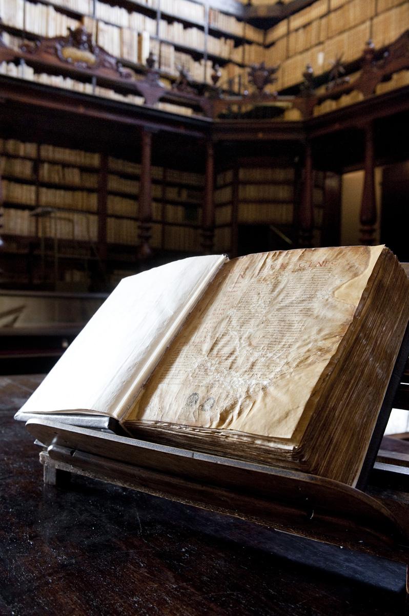 Biblioteca Vallicelliana, Italian Library