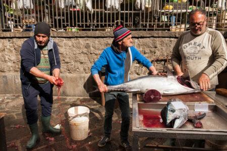 Catania Fish Market, Sicily