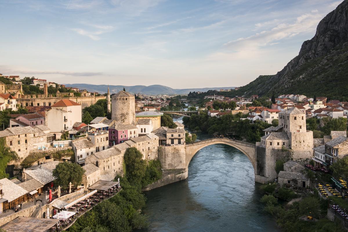 Mostar Bosnia Susan Wright Photographer